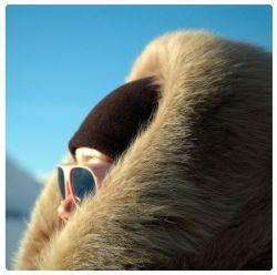 kontaktní čočky a hory