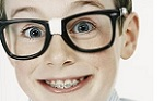 kontaktní čočky a děti